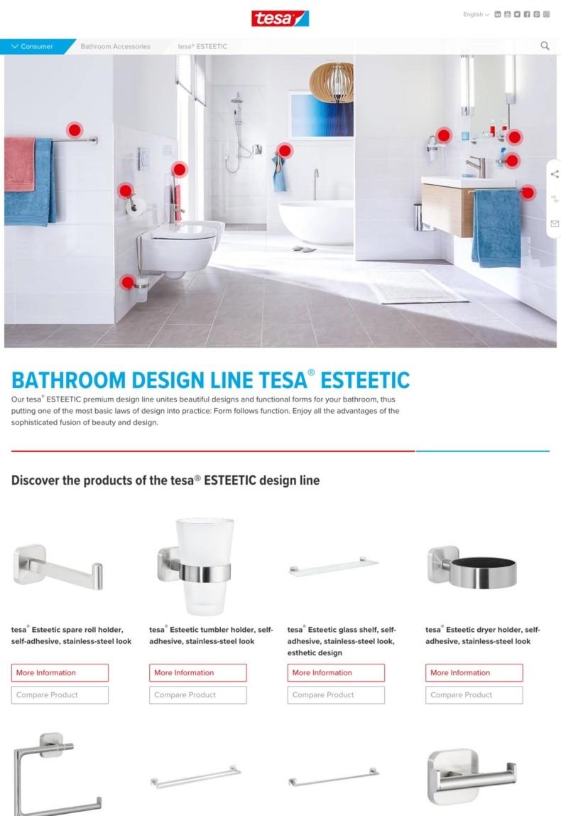 tesa Website