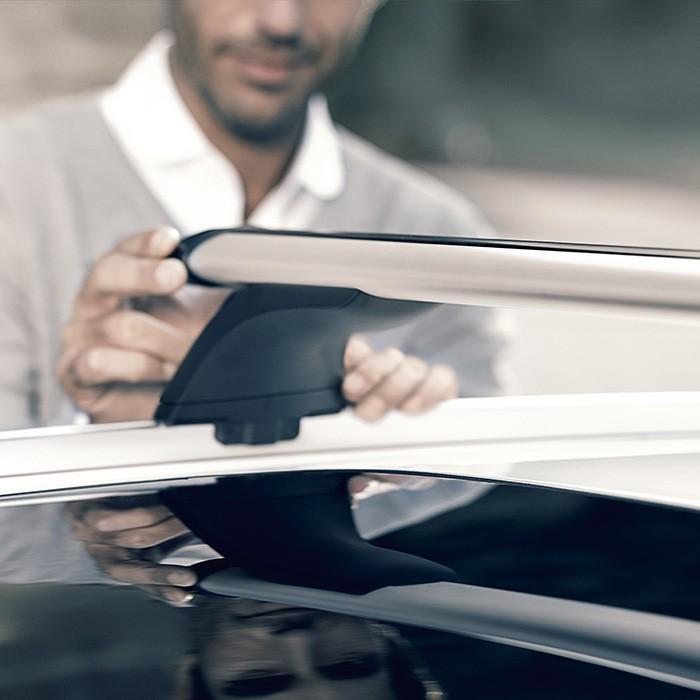 Audi Original Zubehör Grundträger