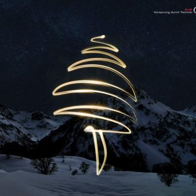 Audi Christmas 2013