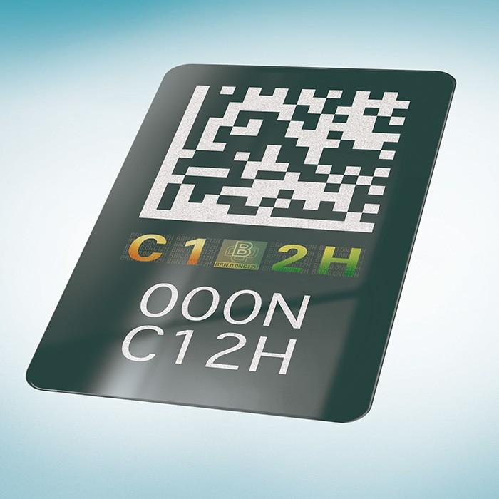tesa Digitale Produktkennzeichnung